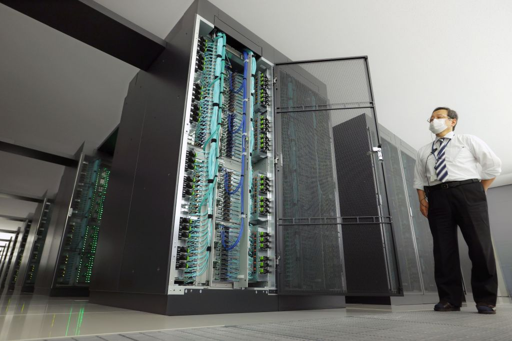Быстрейший в мире суперкомпьютер ищет лекарство от коронавируса.Вокруг Света. Украина