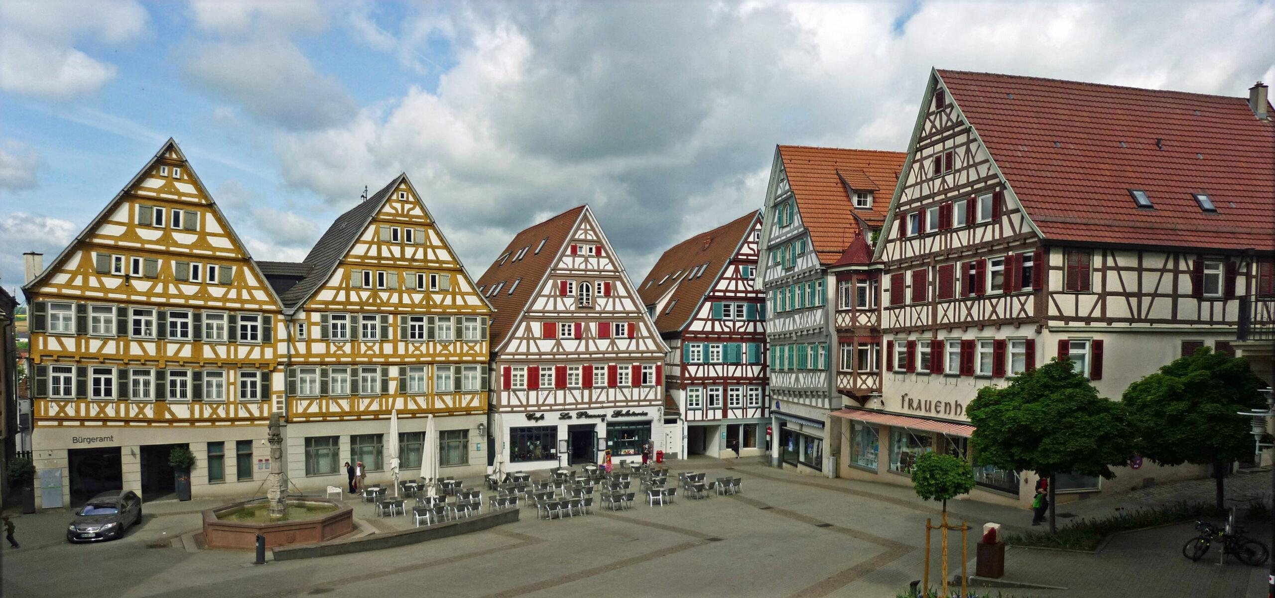 В Германии создали цифровой аналог города