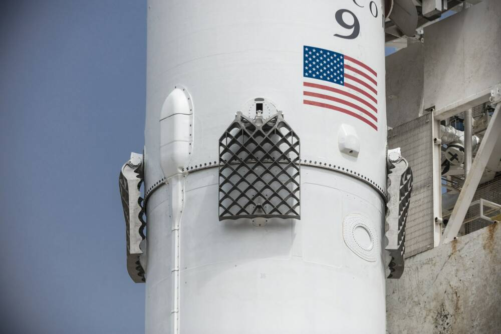 SpaceX выполнила рекордную пятую посадку ступени Falcon 9.Вокруг Света. Украина