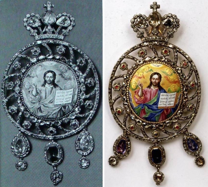 Утраченные ценности из Киево-Печерской лавры нашлись в Москве