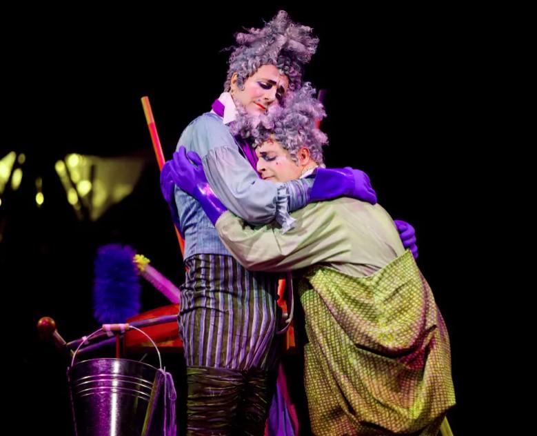 Знаменитый Cirque du Soleil объявил о банкротстве из-за пандемии COVID-19.Вокруг Света. Украина
