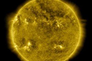 Как менялась солнечная активность последние десять лет