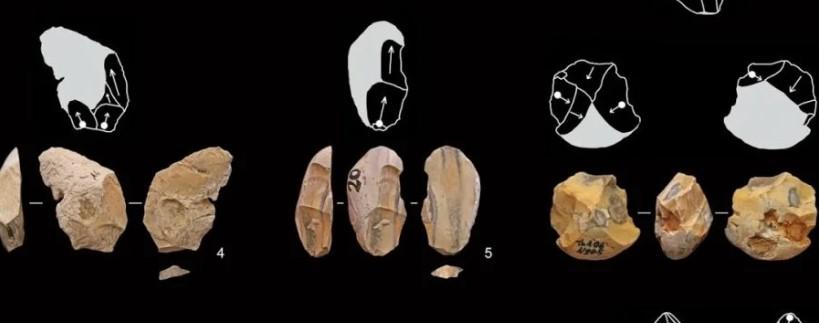 В Марокко нашли каменные орудия возрастом миллион лет