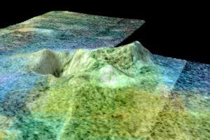 Ученые обнародовали доказательства вулканической активности на Титане