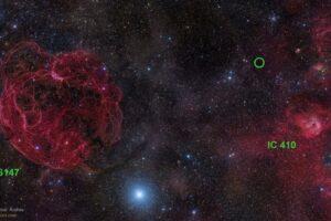 Астрономы поймали регулярно повторяющийся радиосигнал из космоса