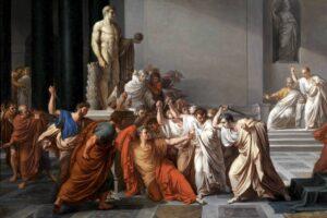 Империя в Древнем Риме появилась благодаря вулкану