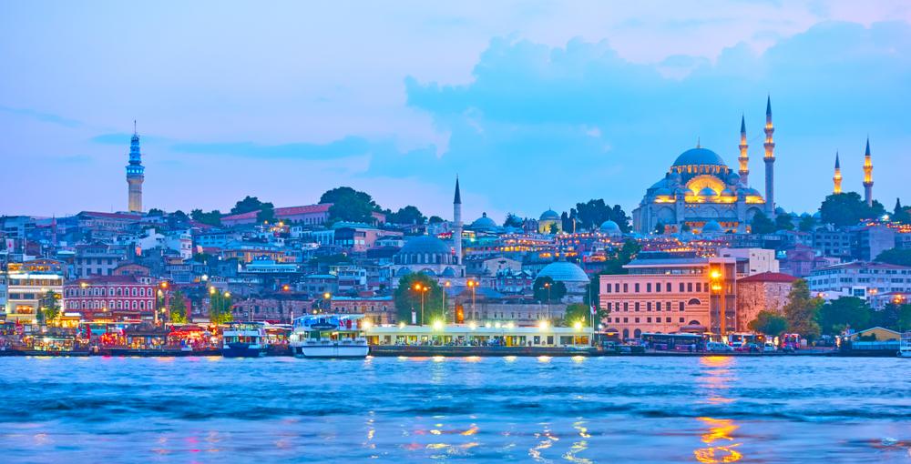 Турция готовится принять украинских туристов.Вокруг Света. Украина