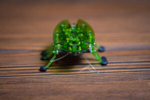 Американские инженеры разработали космических роботов размером с насекомое