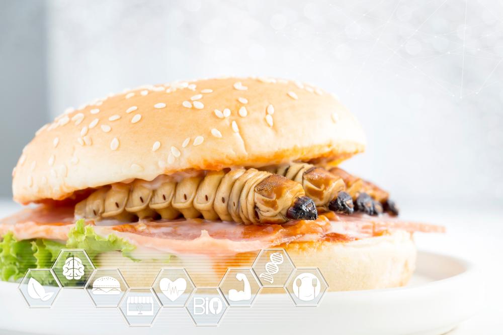 Европейцам советуют есть больше насекомых