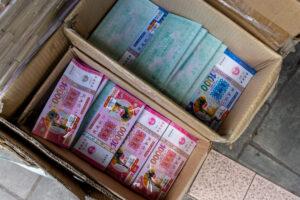 Швейцарская полиция поставила 8-летнего мальчика на учет за игрушечные деньги