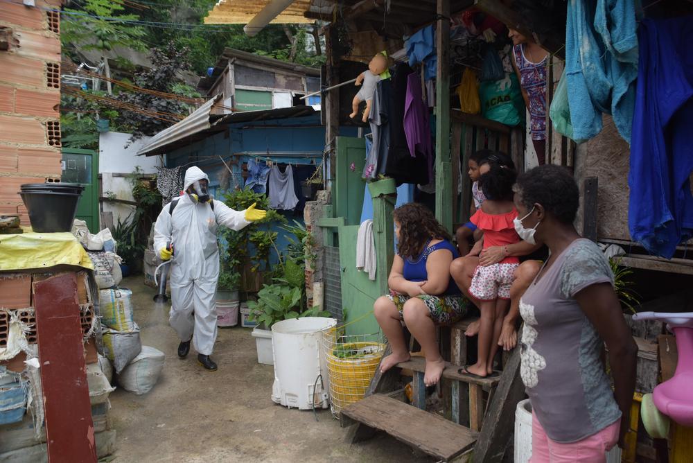 Бразилия скрыла общее количество больных коронавирусом.Вокруг Света. Украина