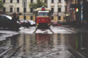 Май в Киеве был рекордно холодным и дождливым