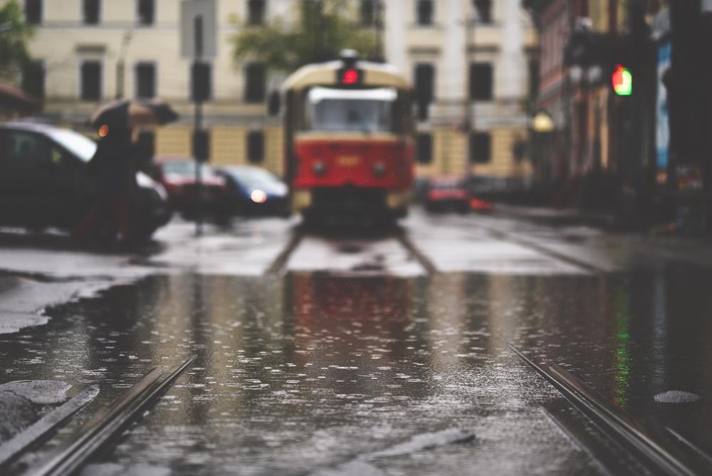 Май в Киеве был рекордно холодным и дождливым.Вокруг Света. Украина