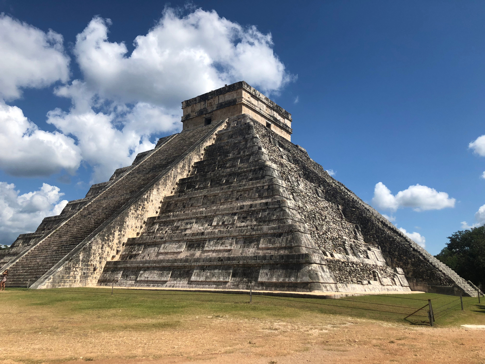 Пирамиды Мезоамерики - это священные копии гор: исследователи