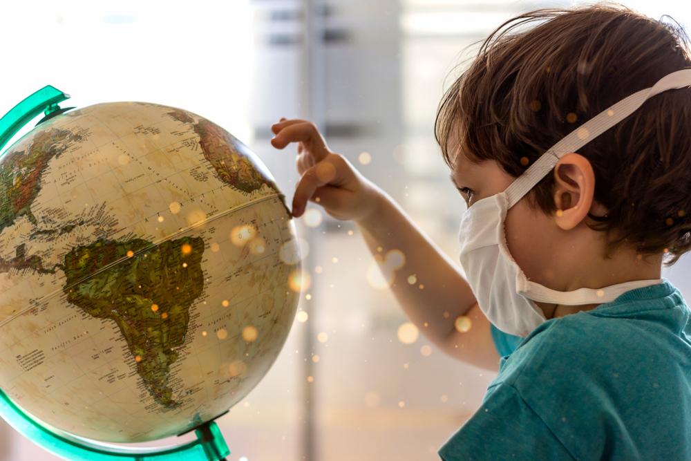 В каком климате коронавирус чувствует себя лучше всего.Вокруг Света. Украина
