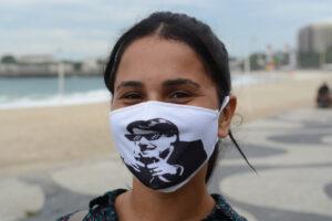 Президента Бразилии суд обязал носить маску