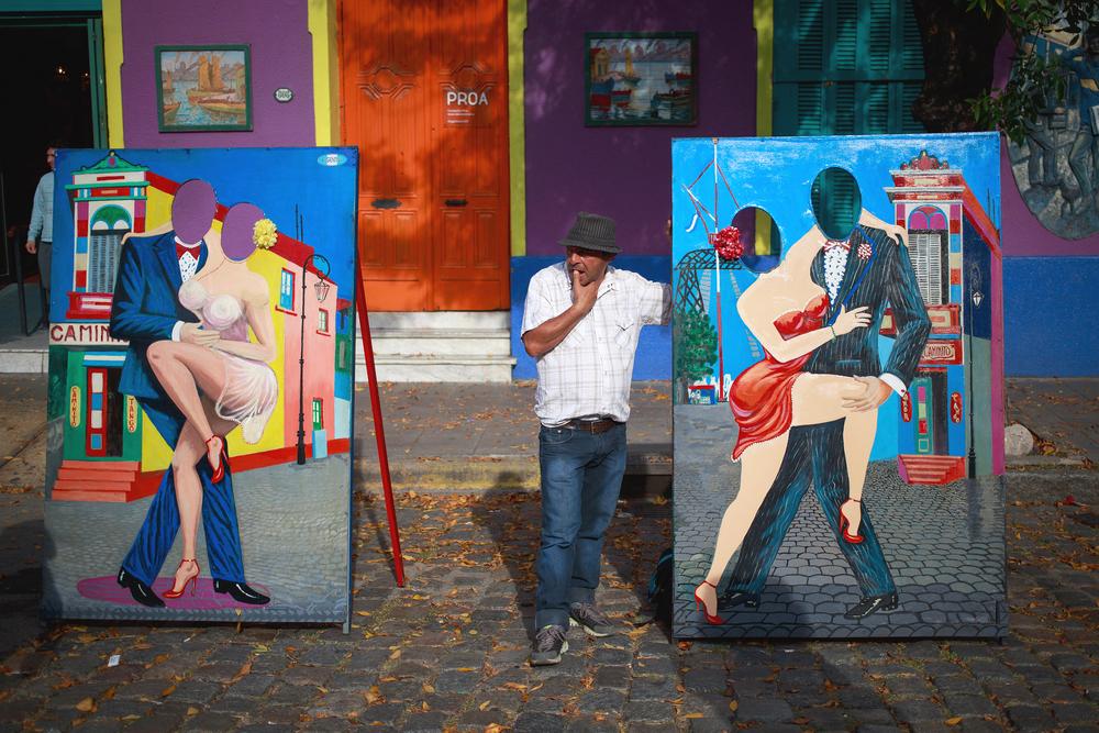 Город танго: прогулки по Буэнос-Айресу