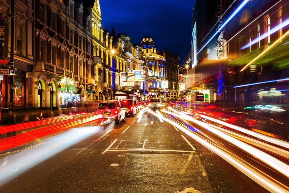 Популярные районы Лондона превратят в обеденную зону под открытым небом