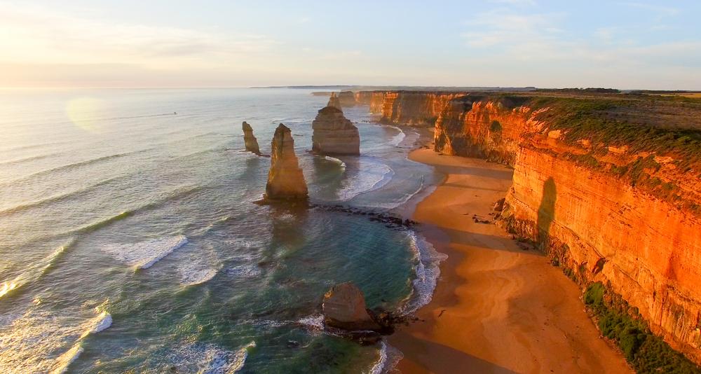 Австралию окружает сеть подводных рек: новое исследование