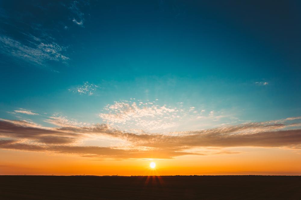 Как выглядит заход Солнца на других планетах: видео.Вокруг Света. Украина