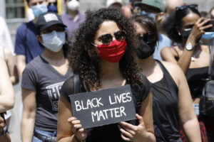 В каждом районе Нью-Йорка появится «протестная» улица