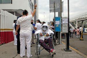 На юге Мексики произошло землетрясение магнитудой 7,4 балла