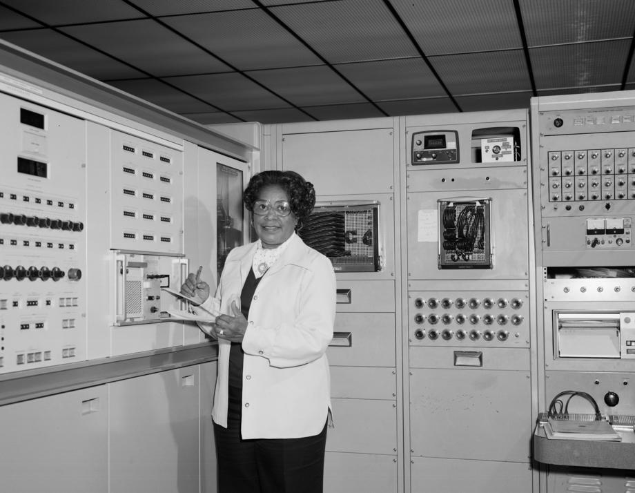 Штаб-квартире NASA присвоено имя первой афроамериканки-инженера