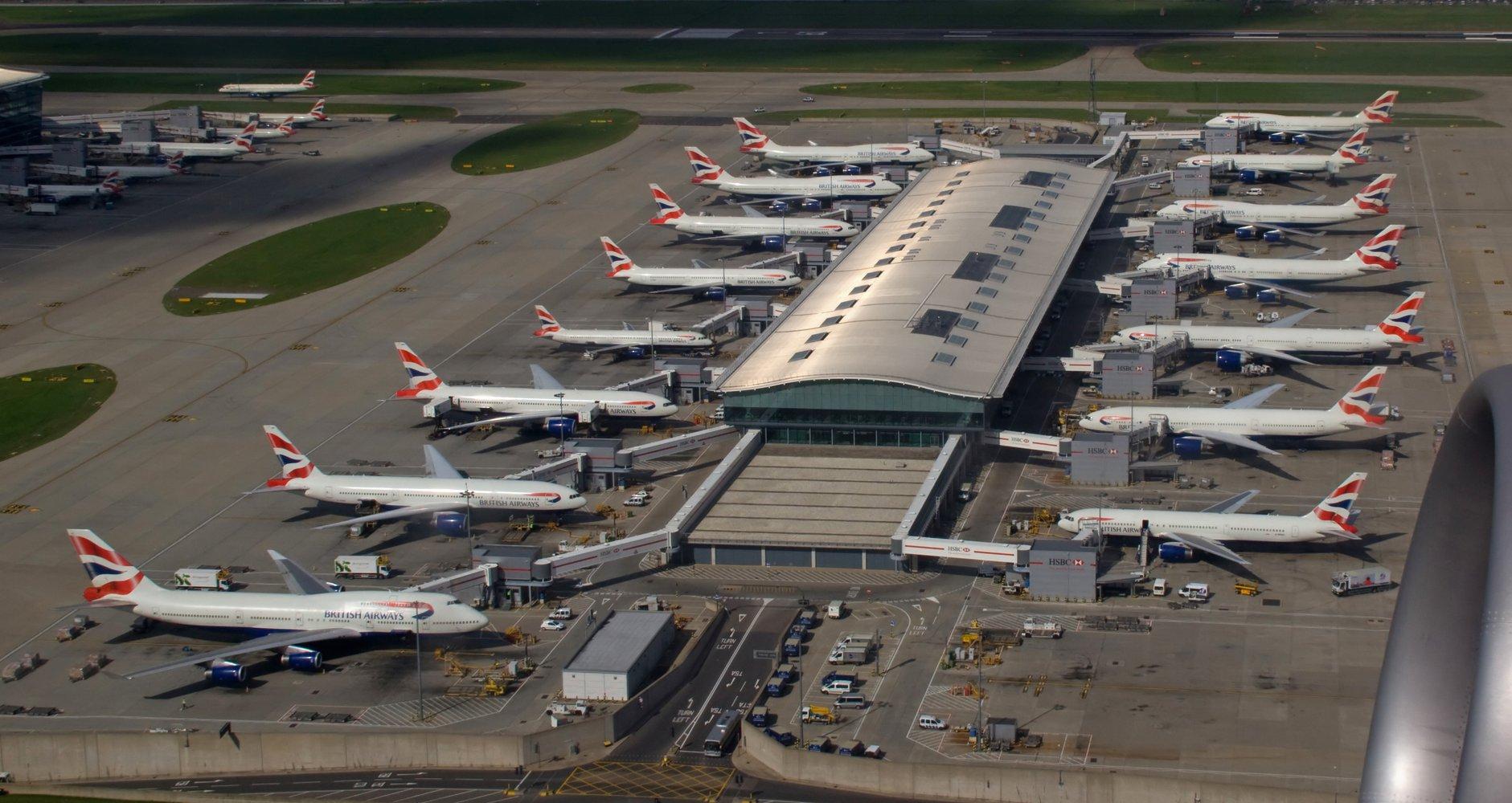 Авиация Великобритании станет углеродно-нейтральной к 2050