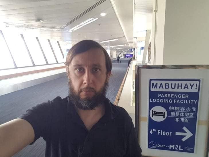 Турист провел 100 дней в аэропорту Филиппин