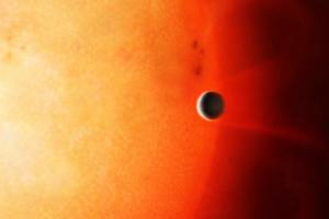 Астрономы впервые наблюдали ядро гигантской газовой планеты