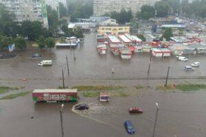 В Харьковской области дожди побили исторический рекорд