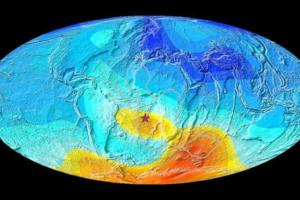 Южно-Атлантическая магнитная аномалия существовала 11 млн лет