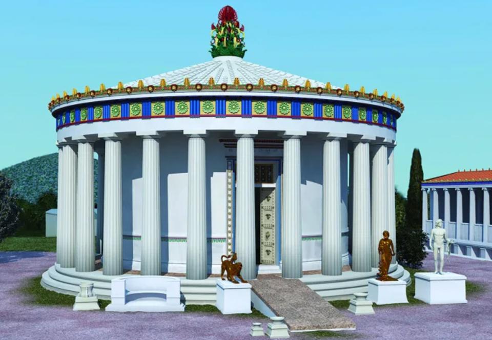 В Древней Греции архитекторы заботились об инвалидах.Вокруг Света. Украина