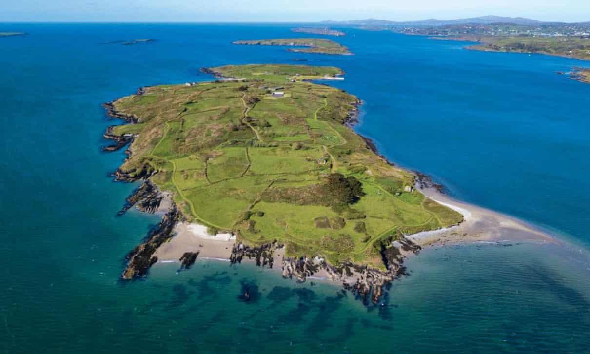 В Ирландии по интернету купили остров за 5,5 млн евро.Вокруг Света. Украина