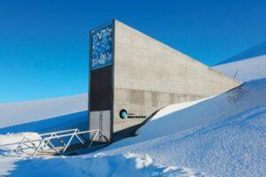 В Арктике спрятали программные коды на случай апокалипсиса