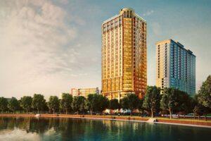 В Ханое на отделку нового отеля пустили тонну золота