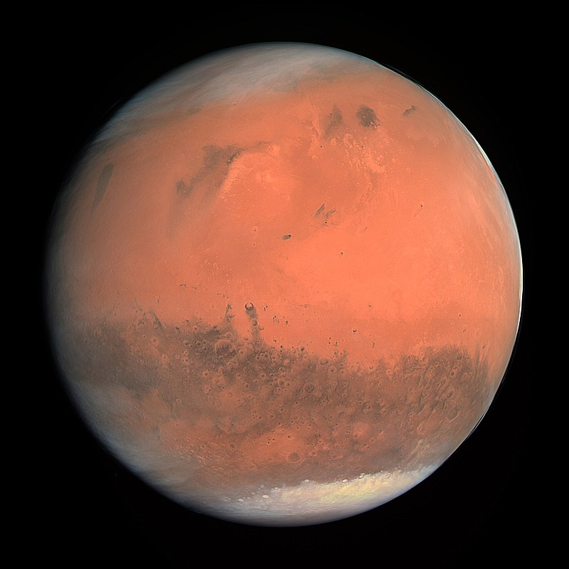 Есть ли жизнь на Марсе?.Вокруг Света. Украина