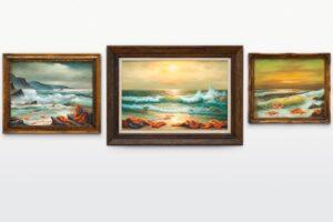 Бэнкси отдал свои картины на благотворительный аукцион
