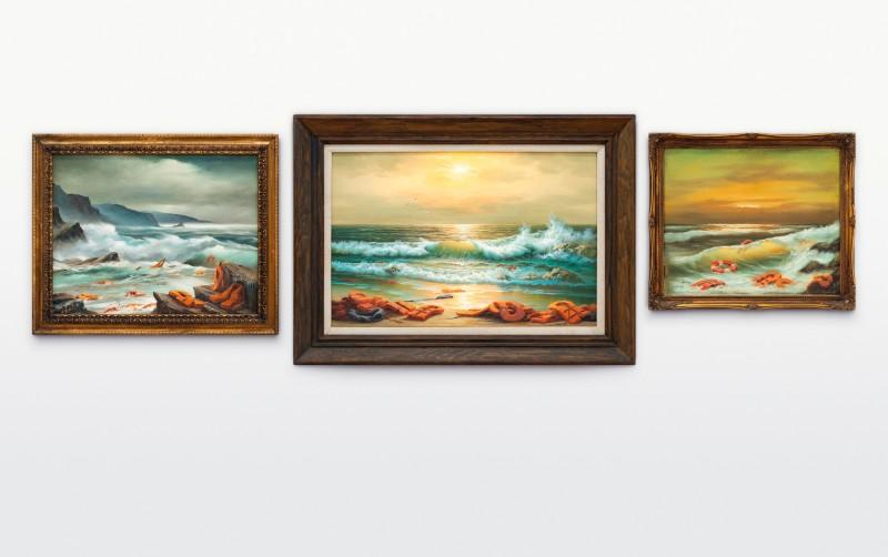 Бэнкси отдал свои картины на благотворительный аукцион.Вокруг Света. Украина