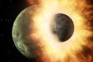 Давно сложившуюся теорию о формировании Луны подвергли сомнению