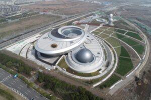 Топ-10 фактов о крупнейшем в мире планетарии The Shanghai Planetarium