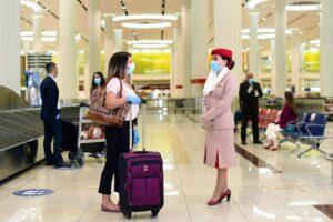 Emirates будут покрывать медицинские расходы клиентов на лечение коронавируса