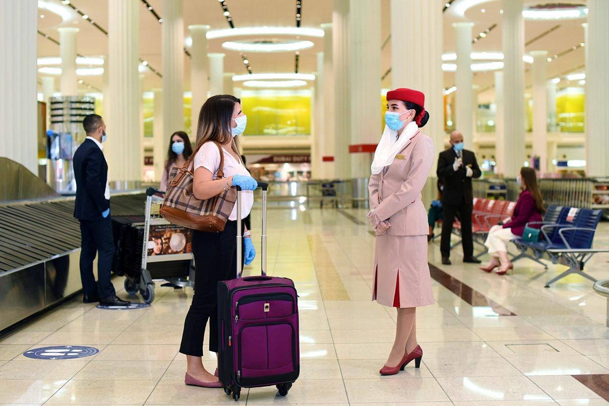 Emirates будут покрывать медицинские расходы клиентов на лечение коронавируса.Вокруг Света. Украина