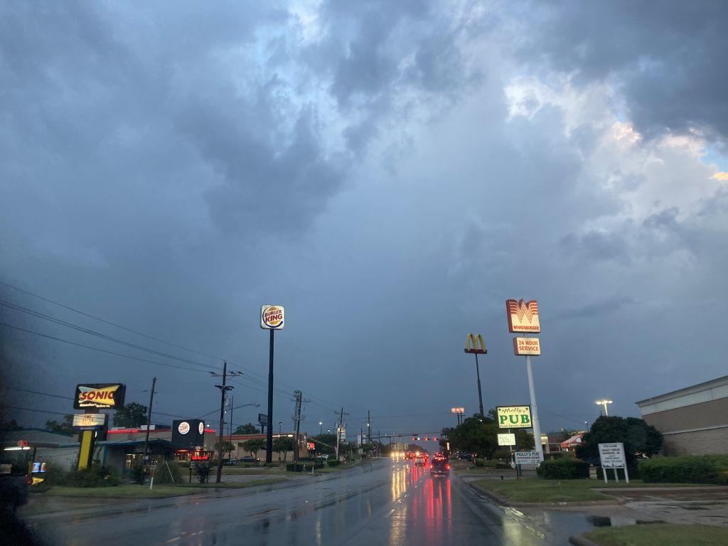 На Техас обрушился мощный ураган Ханна.Вокруг Света. Украина