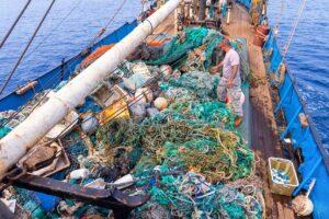 Рекордная уборка: из океана извлекли более 100 тонн пластика