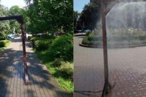В Киеве установили «рамки-освежители»: адреса