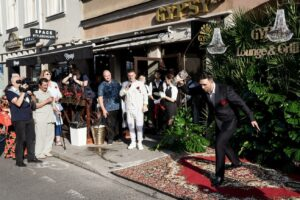 В Вильнюсе открылся единственный в Европе ресторан ромской кухни