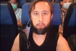 Проживший более 100 дней в аэропорту Манилы турист вернулся домой