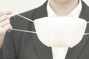 В Японии разработали «умную» маску-переводчика
