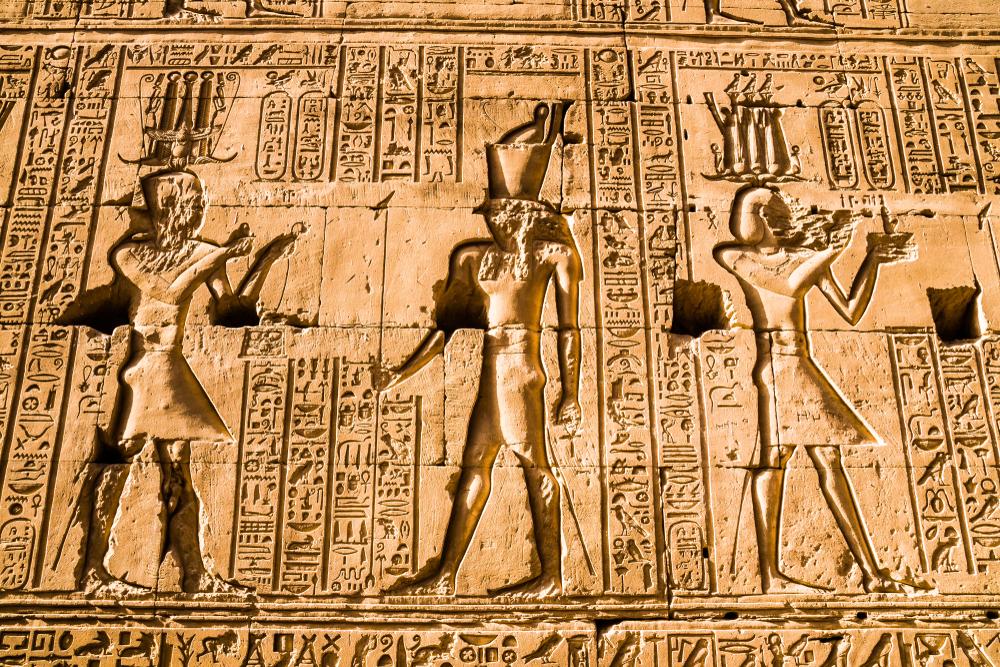 Google запустил онлайн-переводчик египетских иероглифов